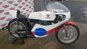1973 Yamaha TZ350A Road Racer Classic For Sale