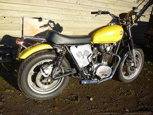 1980 Yamaha xs650 flat track style For Sale