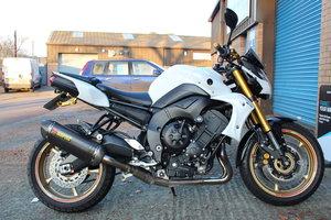 2011 61 Yamaha FZ8 Naked Fazer Roadster For Sale