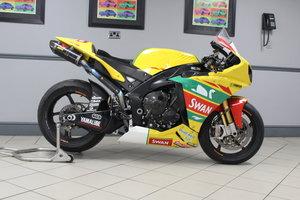 2011 Yahama BSB Swan Racing SuperBike For Sale