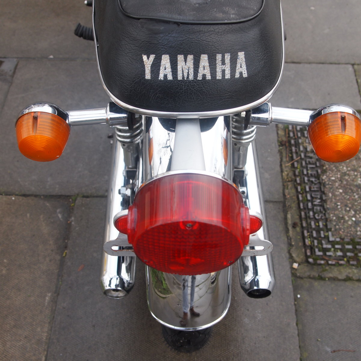1971 Yamaha CS3 200 Electric Two Stroke Twin 70's Classic. SOLD (picture 4 of 6)