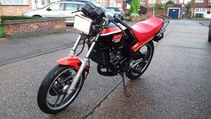 1985 Yamaha RD125LC MK3 Powervalve
