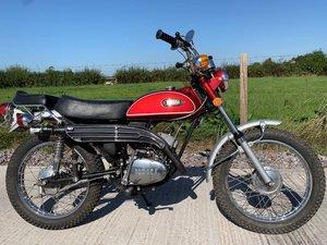 1971 Yamaha AT1 125cc brilliant original condition SOLD
