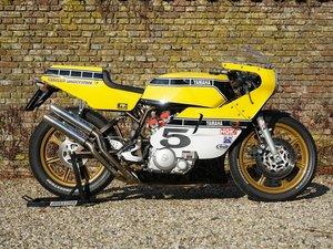 1983 Yamaha XZ 550 'Kenny Roberts Tribute' brand new condition, o