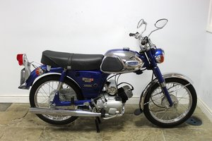 1971 Yamaha 80 cc YG1 Presented In Exceptional Condition  For Sale