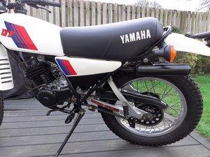 1981 yamaha dt 175 mx  vgc