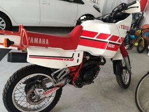 1990 Yamaha Tenerè XT 600 V3J SOLD