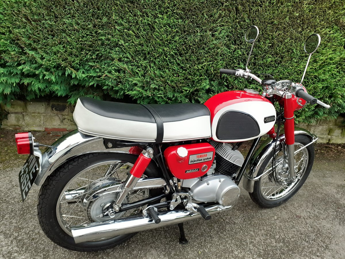Yamaha YDS 3 1967  Fully restored  For Sale (picture 6 of 6)