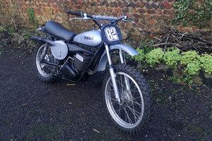 1971 Yamaha RT2MX 360 A rare original