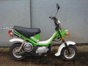 Yamaha LB50 / LB 50 Chappy 50cc Two Stroke Monkey Bike 1977