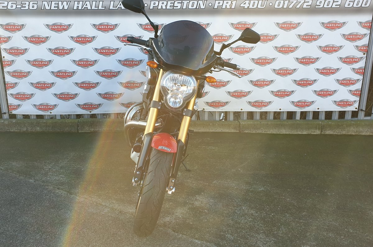 2009 Yamaha MT-01 SP Naked Roadster For Sale (picture 2 of 6)