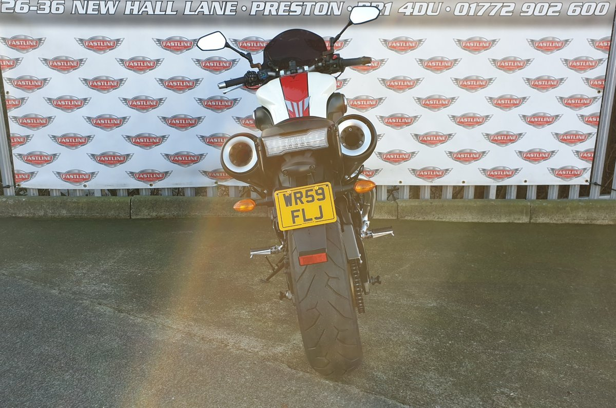 2009 Yamaha MT-01 SP Naked Roadster For Sale (picture 4 of 6)
