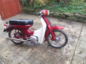 1983 Yamaha v50 moped classic not c90 For Sale