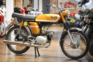 1975 Yamaha FS1E Concours condition For Sale