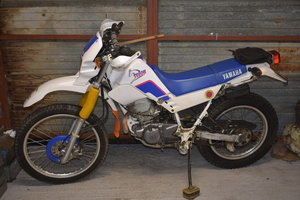 1993 Lot 56 - A 1998 Yamaha Serow XT 225 trail - 02/2/2020 SOLD by Auction