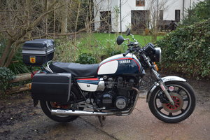 Lot 58 - A 1980 Yamaha XS1100 Martini Special - 02/2/2020 For Sale by Auction