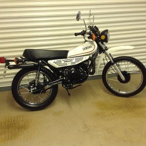 1979 Beautiful little yamaha dt 100f For Sale