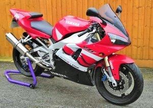 Yamaha YZF 1000 R1 2002 UK Model Excellent Condition MOT PX  SOLD