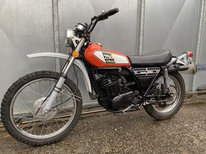 1975 YAMAHA DT 250 TRAIL TRIAL RARE ENDURO LOW MILES! £4495 PX