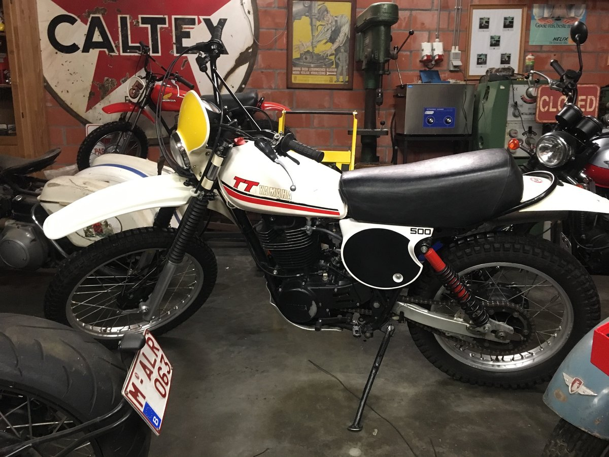 1981 Yamaha TT500  For Sale (picture 1 of 4)