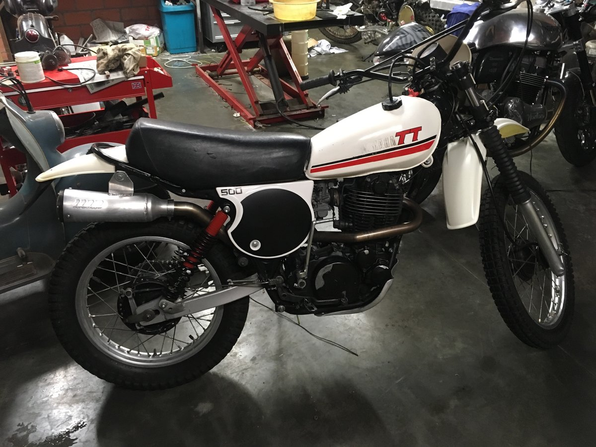 1981 Yamaha TT500  For Sale (picture 2 of 4)