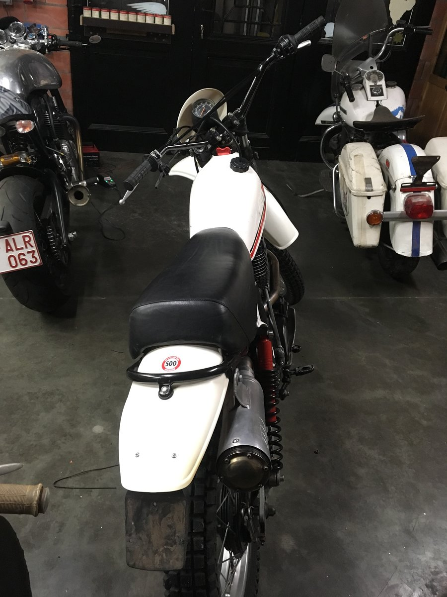 1981 Yamaha TT500  For Sale (picture 4 of 4)