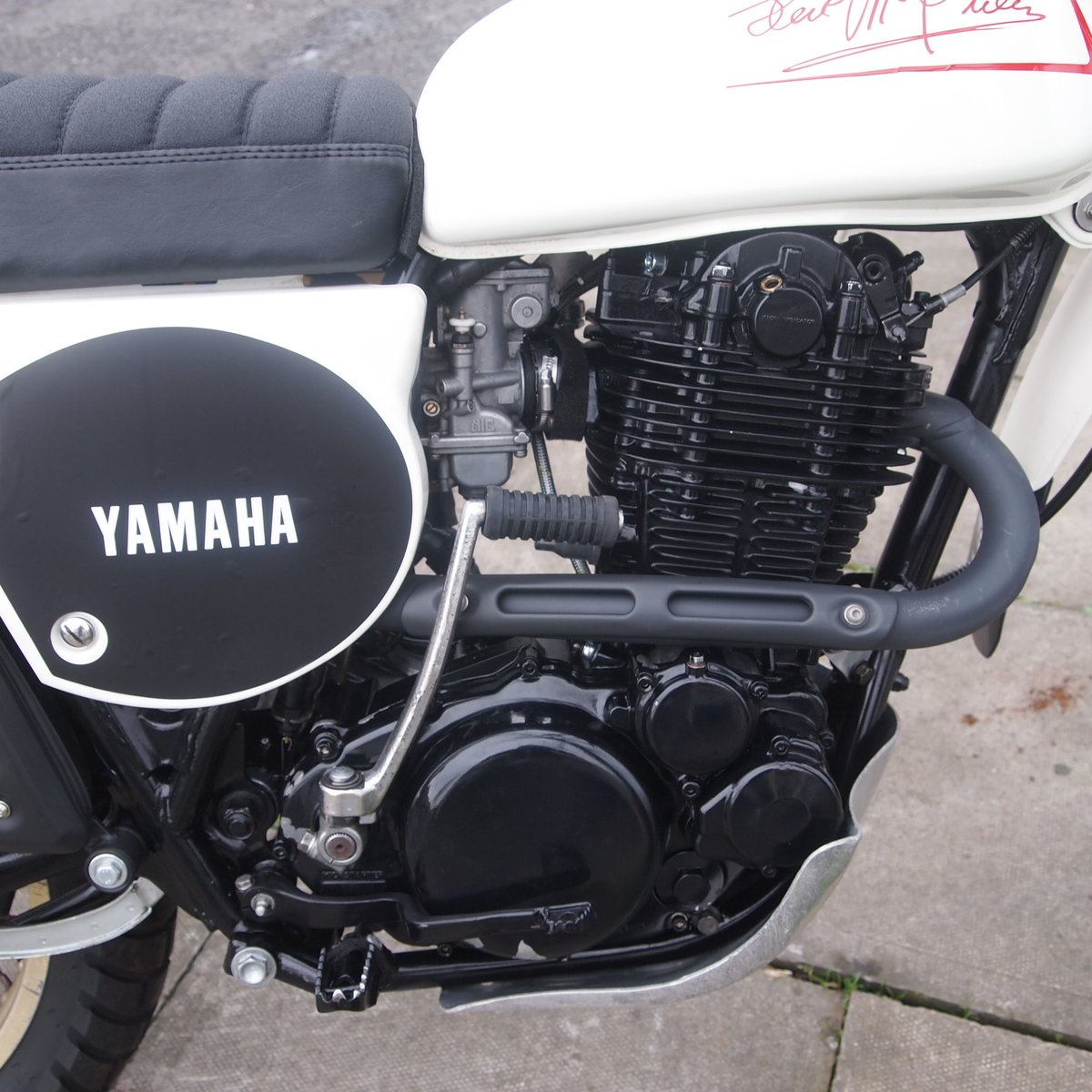 1978 Yamaha XT500 Enduro 'Big Thumper' SOLD (picture 6 of 6)