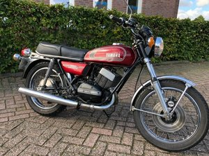 YAMAHA RD250-350 1975 IN VERY GOOD CONDITION