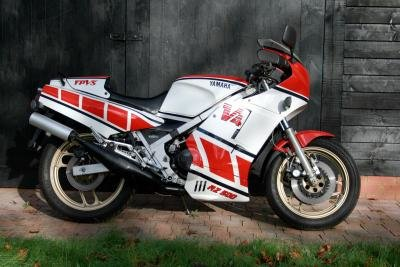 1988 Yamaha RZ500R For Sale by Auction