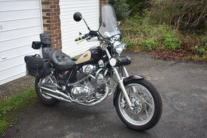 Lot 43 - A 1996 Yamaha Virago 750 - 09/2/2020 SOLD by Auction