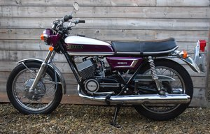 Lot 53 - A 1971 Yamaha 350 YR5 - 09/2/2020 SOLD by Auction