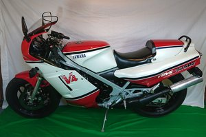 1986 Yamaha RD500lc YPVS very low millage