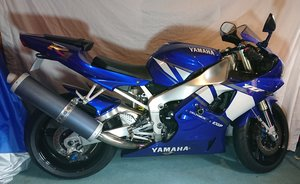 Yamaha r1 Blue Excellent condition carbs