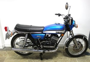 1974 Yamaha RD 250 1,723 miles UK bike , Matching Numbers  For Sale
