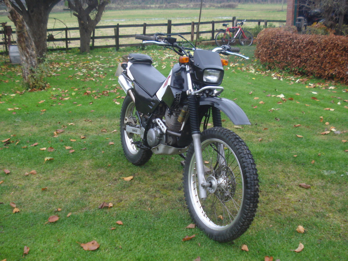 1995 Yamaha XT 225 Serrow SOLD (picture 3 of 4)