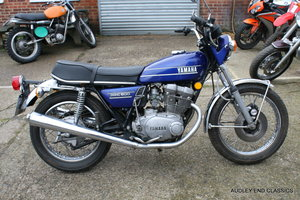 1974 YAMAHA TX 500 For Sale