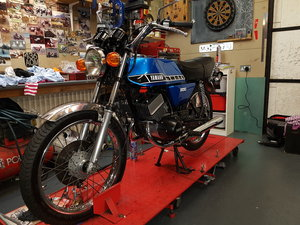1981 Yamaha RD 200 registered Dublin  For Sale