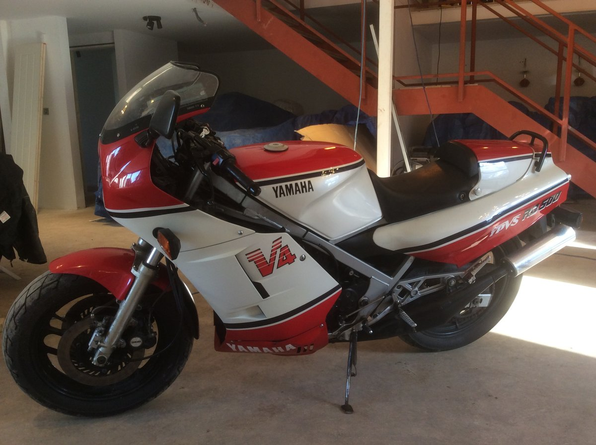 1984 Yamaha rd500 ypvs 3 bikes in stock  For Sale (picture 3 of 3)