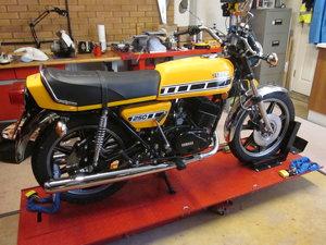 1977 Yamaha RD250 For Sale