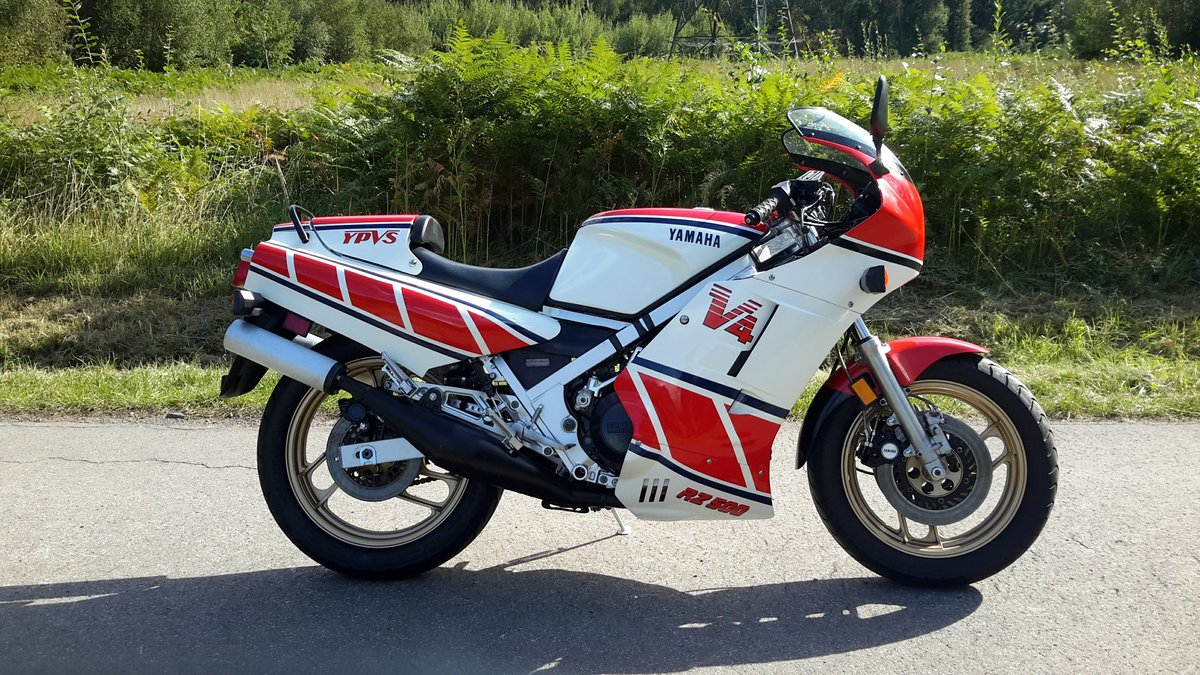 1985 Yamaha RZ500 For Sale (picture 1 of 6)