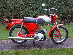 1965 Restored Classic Yamaha