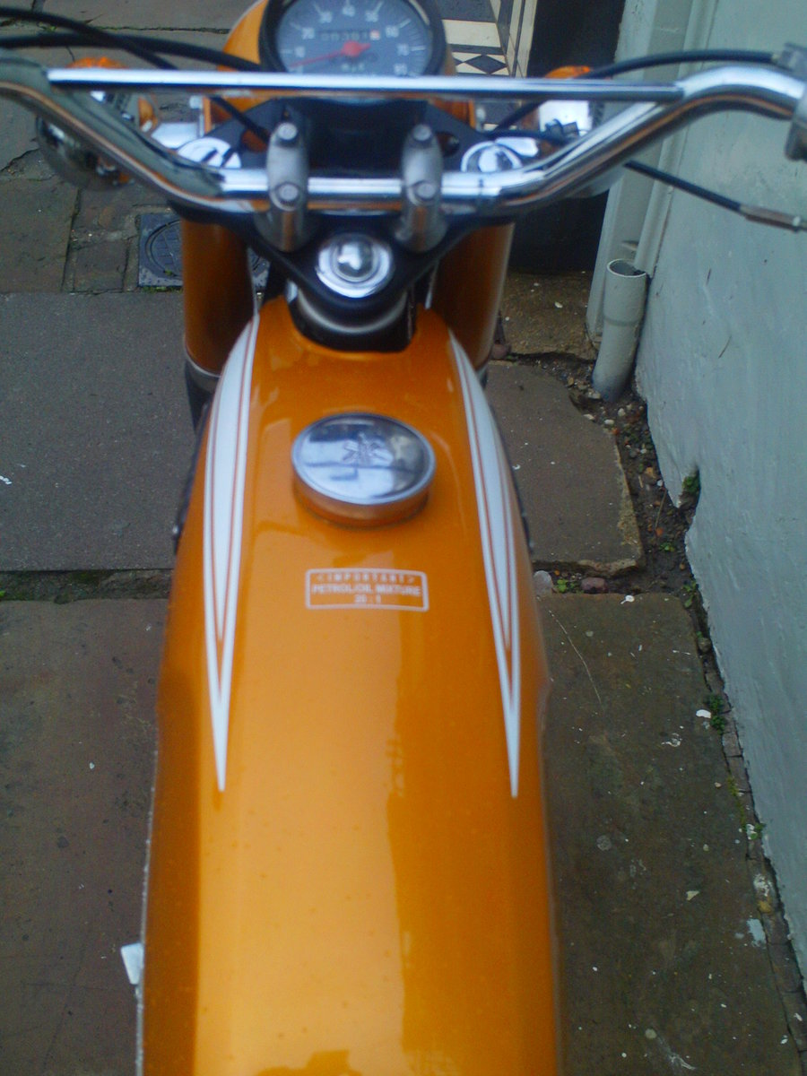 1973 YAMAHA FS1E SS50 For Sale (picture 4 of 6)