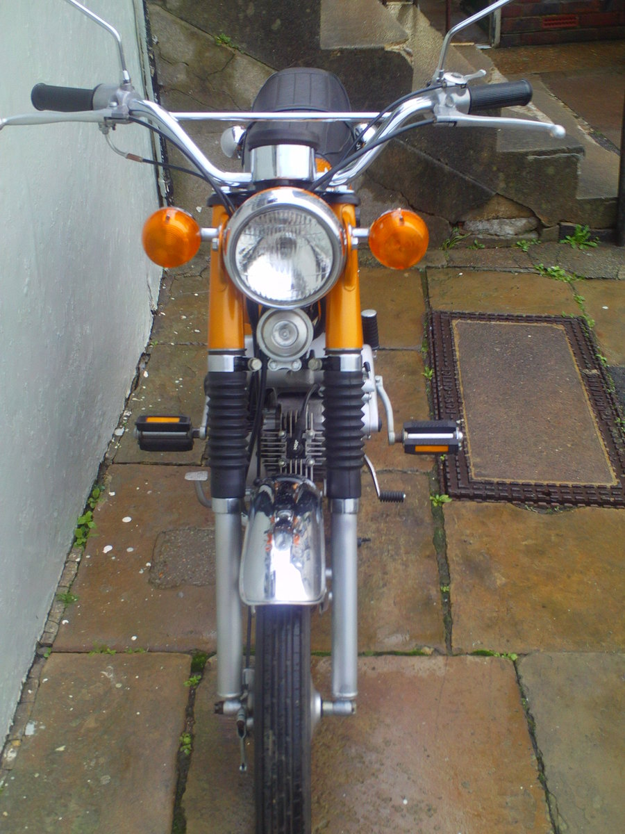 1973 YAMAHA FS1E SS50 For Sale (picture 5 of 6)
