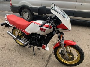 1985 Yamaha RD125 SOLD by Auction