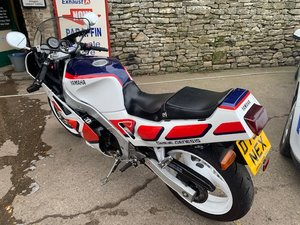 1987 Yamaha FZR750 RR For Sale by Auction