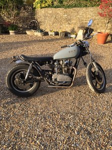 1981 Yamaha XS650