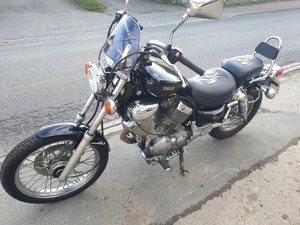 1993 Yamaha Virago For Sale by Auction