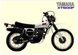 Picture of 1978 1979 Yamaha XT500F SOLD