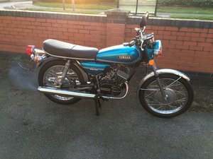 1974 YAMAHA RD 200