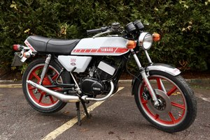 1978 Yamaha RD200 Restored. A BARGAIN PRICE !!